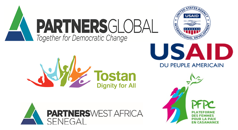 Peace and Security project partners