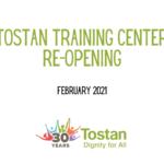 Le Centre de Formation de Tostan a rouvert ses portes !