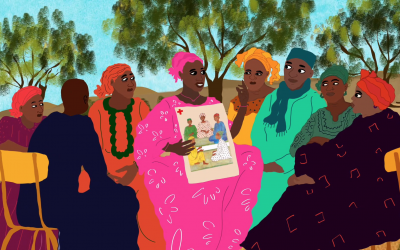 Choosing a World Free from Female Genital Cutting: Aissata's True Story