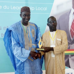 Mayor Khalidou Sy honored with Local Leadership Excellence Award in Senegal