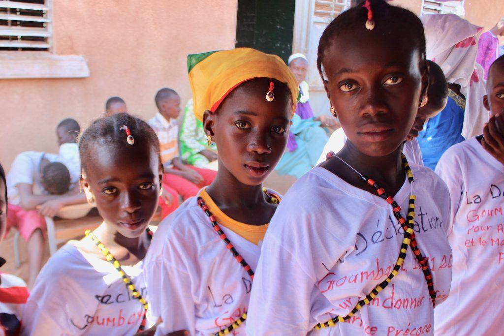 Les déclarations d'abandon sont une étape importante pour assurer la santé et le bien-etre des filles et des femmes
