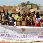 162 communautés s'engagent pour l'abandon de l'excision et le mariage des enfants