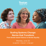 Scaling Systems Change Webinar #2: Norms that Transforms
