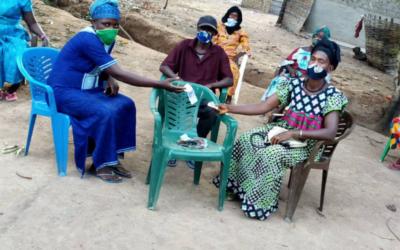 Tostan Guinea Bissau COVID-19 Update