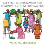 Brochure d'information sur COVID 19