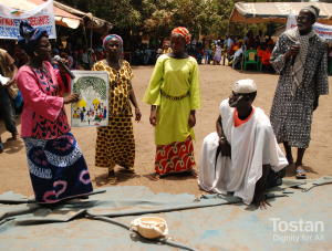 Igniting a Movement of Peace from the Grassroots: Tostan and Partners launch Project USAID UNAAM KAYRAAY