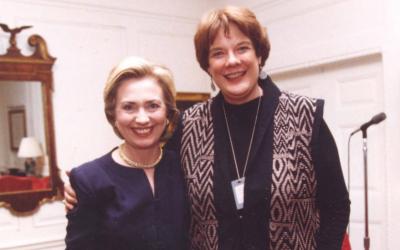 La Directrice Exécutive de Tostan invitée par Hillary Clinton au lancement de mWoman